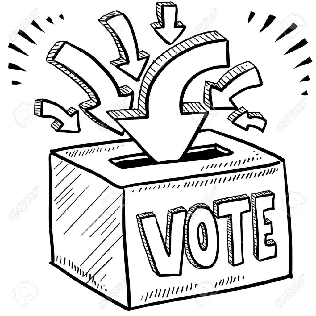 15855968-Doodle-style-ballot-box-vote-in-the-election-illustration-in-vector-format--Stock-Illustration