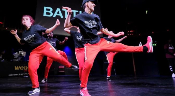 Manifest Nation – 2nd at World Crew Battle!