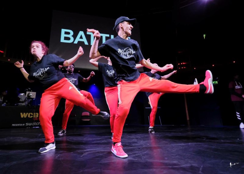 Tru and Fran rip it at World Crew Battle
