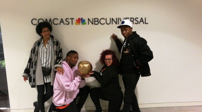 Hallowe'en with NBC Universal