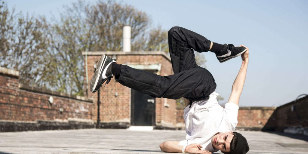 Breakin' the father of the street dance styles