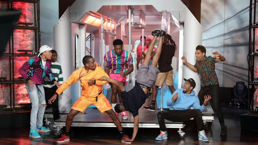 Litefeet - The youngest of the street dance styles