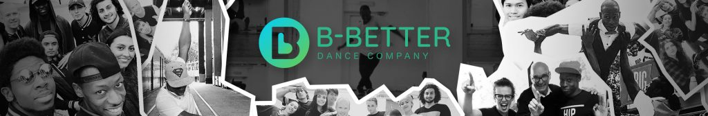 Take an online dance class with B-Better. It's in the name