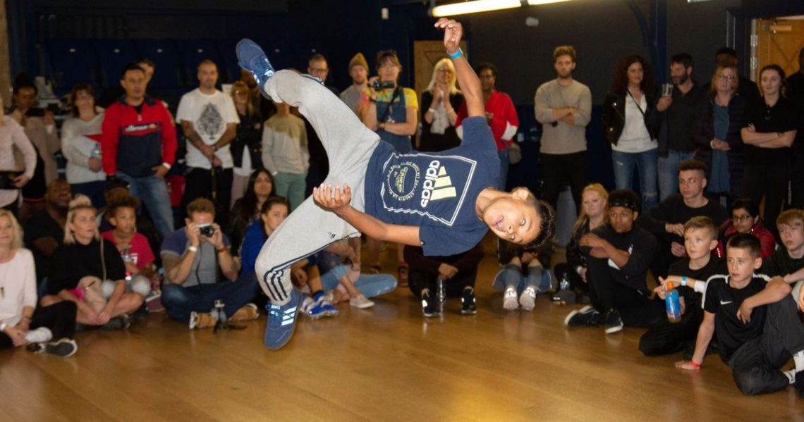 Break dance in London - The Ultimate Guide