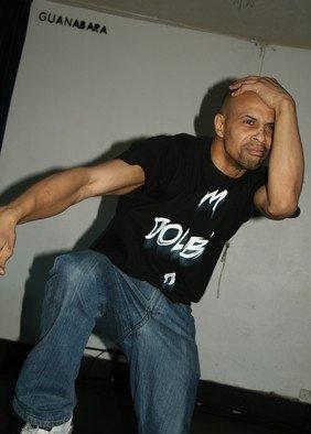 Dolby D - an icon of break dance in London