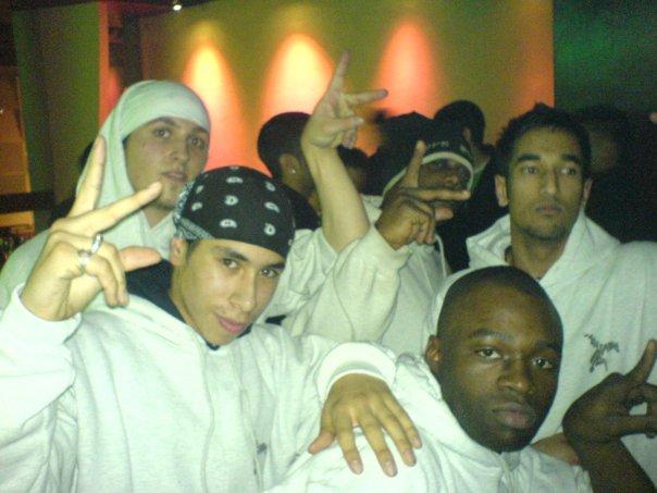 La Familia bboy crew, London 2008