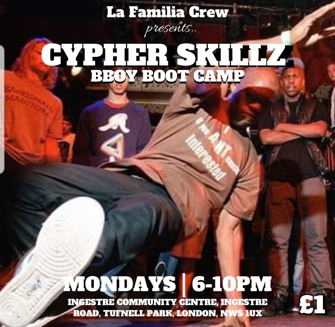 Cypher Skillz is in effect