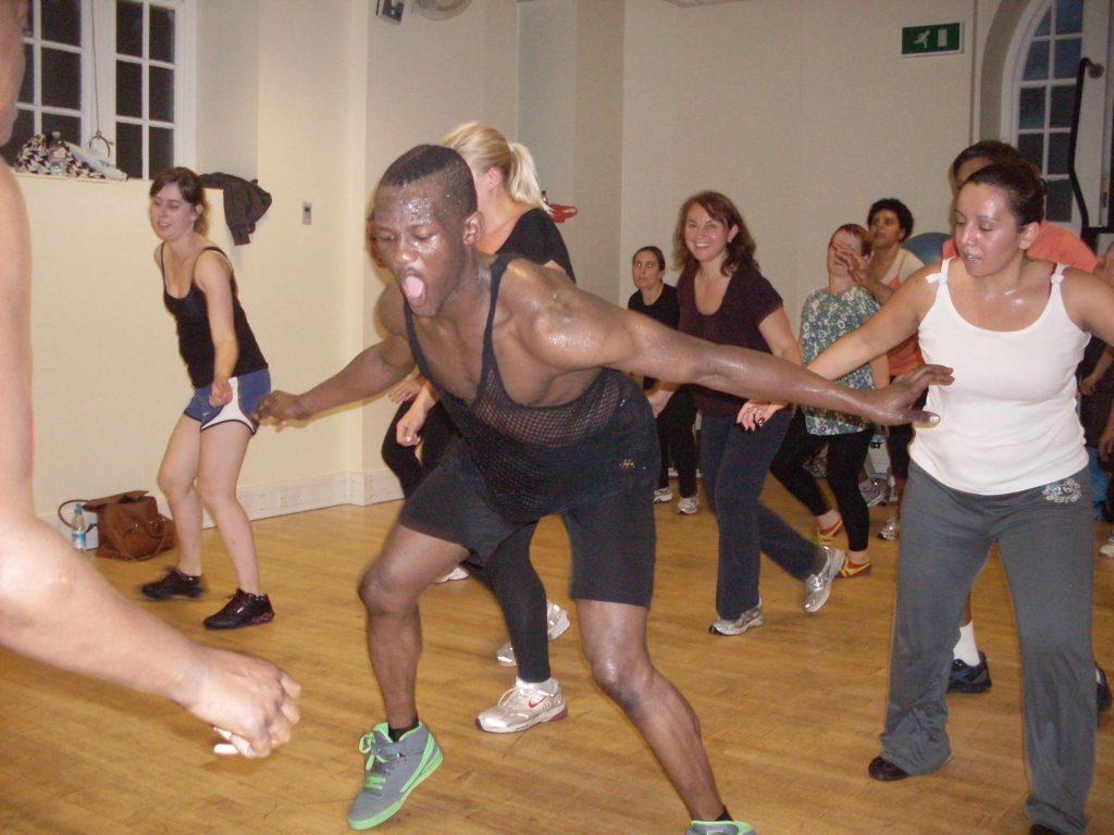 Yes, Zumba dancing in 2020 may be your calling!